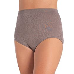 Vanity Fair Women's Perfectly Yours Seamless Jacquard Brief
