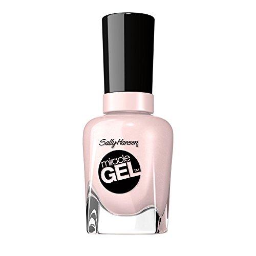 Sally Hansen Miracle Gel, Creme De La Creme, 0.5 Ounce