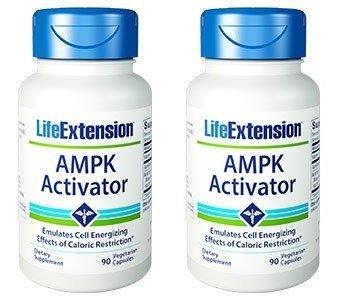 Life Extension Ampk Activator 90 X 2