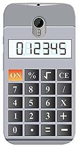 Kasemantra Calculate In Style Case For Motorola Moto G3