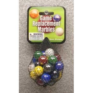 16mm Game Replacement Marbles by FS USA - 1
