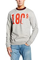 Lee Sudadera Pocket Crew Sws (Gris)