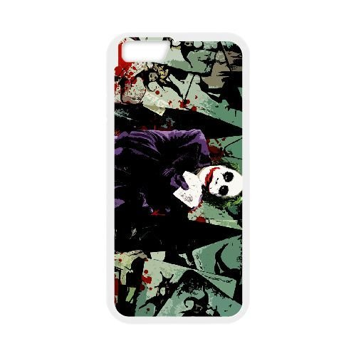 Personalized Durable Cases iPhone 6 4.7 Inch White Phone Case Xepnp Joker Heath Ledger Protection Cover