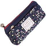 Leegoal Lovely Cute Multi-Fuctional Pencil/Pen Case Bag Pounch Cosmetic Makeup Bag Case,Random Color