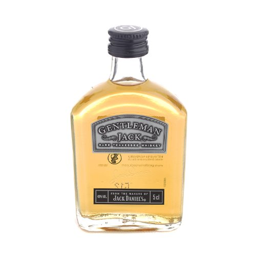 Jack Daniel discount duty free Gentleman Jack Rare Tennessee Whiskey 5cl Miniature
