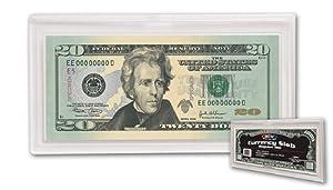 Ticket Holder or Currency Slab - Regular Bill Triple Pack