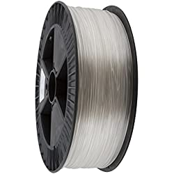 Prima Filaments PS-PETG-175-2300-CL PrimaSelect PETG Filament, 1,75 mm, 2,3 kg, Klar