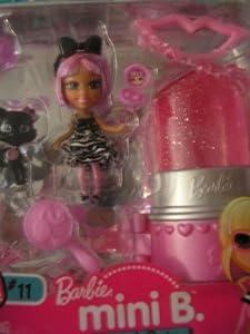 Barbie Doll Barbie Mini B Lipstick Series #11