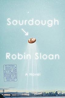Book Cover: Sourdough: A Novel