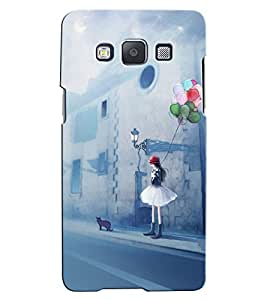 Citydreamz Back Cover for Samsung Galaxy A8