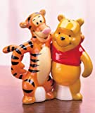 DISNEY Pooh & Tigger SALT & PEPPER SHAKER SHAKERS Licensed Magnetic Collectible brand New