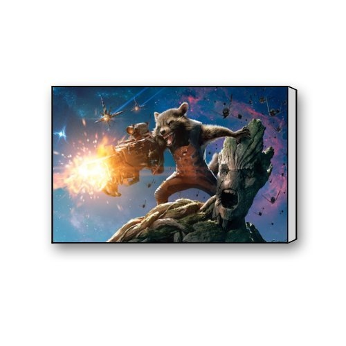 Home Contemporary Art Guardians Of The Galaxy Canvas Prints Wall Art for Home Decor Wall Decorations For Living Room Bedroom Office Each Panel (Guardians Of The Galaxy Decorations)