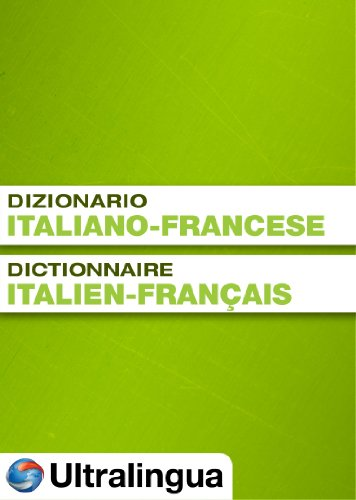 French-Italian Dictionary For Pc [Download]