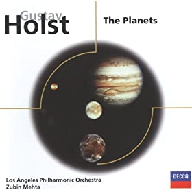 Holst: The Planets/John Williams: Close Encounters Of The Third Kind - Suite, Etc.