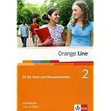 Orange Line 2. 6. Klasse - Fit für Tests und Klassenarbeiten: Buch und CD-ROM mit Lösungsheft. Vorber. auf Kompetenztests...