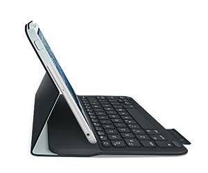 Logitech Ultrathin Keyboard Folio m1 for iPad mini Black - UK layout