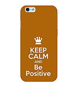 Life Quote 3D Hard Polycarbonate Designer Back Case Cover for Apple iPhone 6