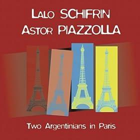 Two Argentinians In Paris