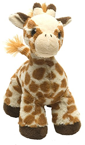 Wild Republic Hug Ems Giraffe Plush Toy