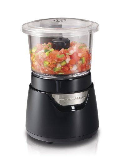 Hamilton Beach 72860 Stack and Press 3-Cup Glass Bowl Chopper Reviews