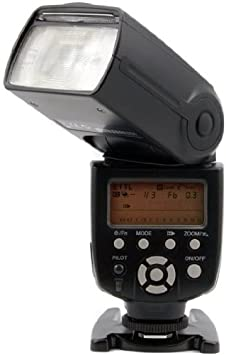 Yongnuo YN-565 EX TTL Flash Speedlite Canon 5D II 7D 30D 40D 50D 350D 400D 450D at amazon