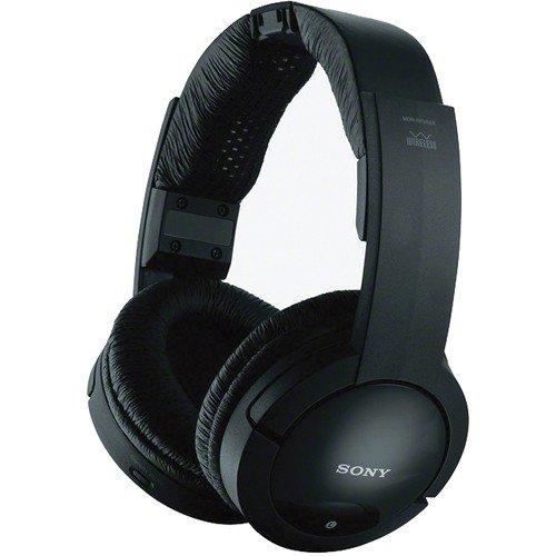 Sony Premium Lightweight Wireless Noise Reduction Hi-Fi Stereo Headphones For TV's Computer And Hi-Fi Audio (Wireless 900 Mhz Tv Headphones compare prices)