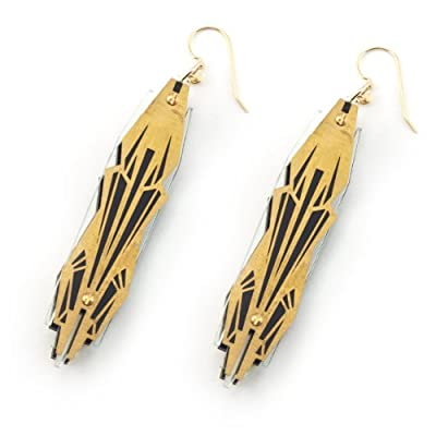 Aztor Earrings by Sarah Angold