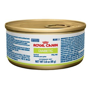 Royal Canin Veterinary Diet Diabetic Morsels In Gravy Canned Cat Food