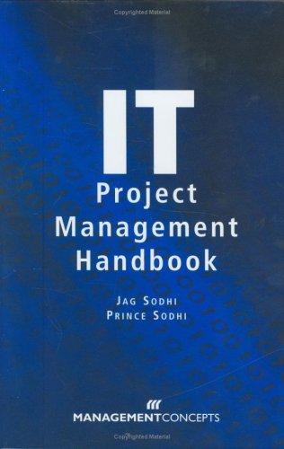 IT Project Management Handbook