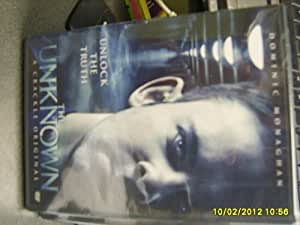 The Unknown (A Crackle Original, 2012 DVD) Starring Dominic Monaghan