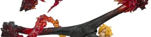 フィギュアーツZERO サンジ-Battle Ver.悪魔風脚 画竜点睛ショット- (ディアブルジャンプ フランバージュショット)