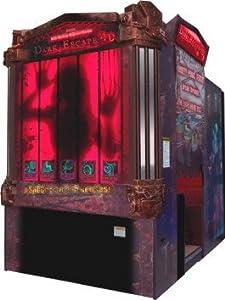 Namco Dark Escape 4D Arcade Game