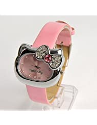 Hello Kitty Girls Wristwatch Wrist