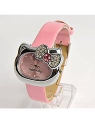 Hello Kitty Girls Wristwatch Wrist
