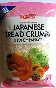 Amazon.com : Shirakiku Honey Panko Japanese Bread Crumbs 2