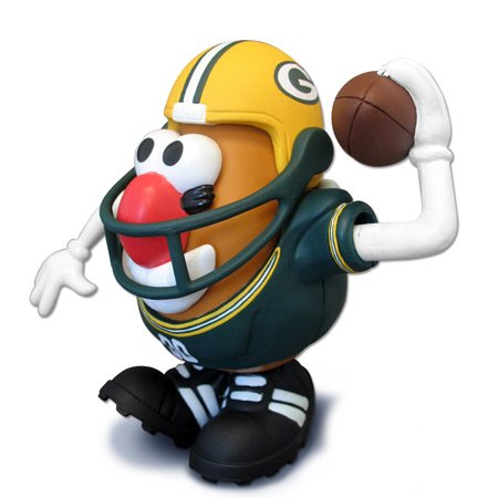 Buy Low Price Promotional Partners Worldwide Green Bay Packers Mr. Potato Head Figure (B004MCG0HY)