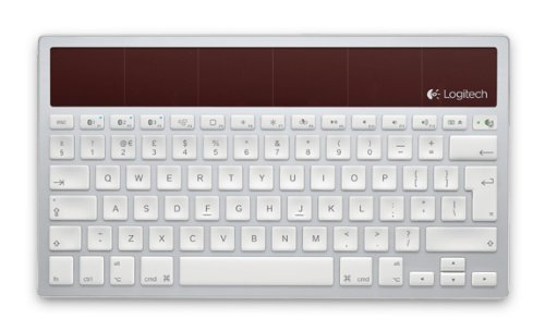 Logitech Wireless Solar Keyboard K760 for Mac, iPad and iPhone logitech logitech for ipad air ik1050 1 generation with integrated keyboard protection