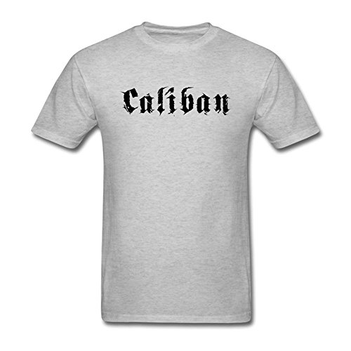 Laugh Dusk Men's Caliban Band Gravity Metalcore 2016 T-Shirt S ColorName Short Sleeve