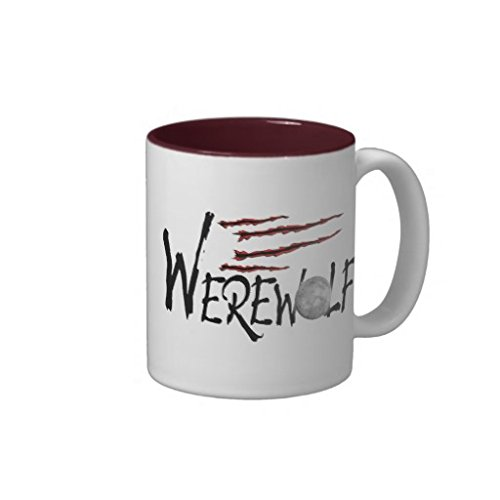 Werewolf Clawmark Coffee Mug
