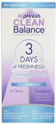 RepHresh Clean Balance feminine freshness kit - 1 ea