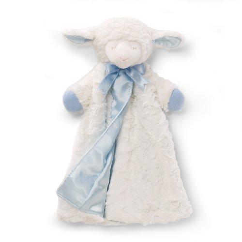 Gund Winky Lamb Huggybuddy Baby Blanket front-812014