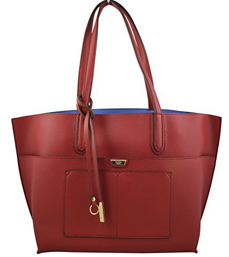 tutilo-exclusive-elegant-work-tote-business-womens-tote-bag-with-large-wristlet-red