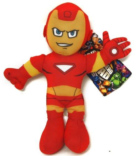 Marvel Super Hero Squad 9peluche Iron Man
