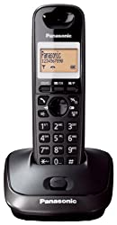 Panasonic KXTG2511 Single Digital Cordless Phone Set