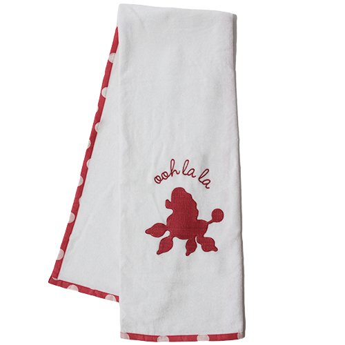 Pam Grace Creations Towel Set, Posh in Paris