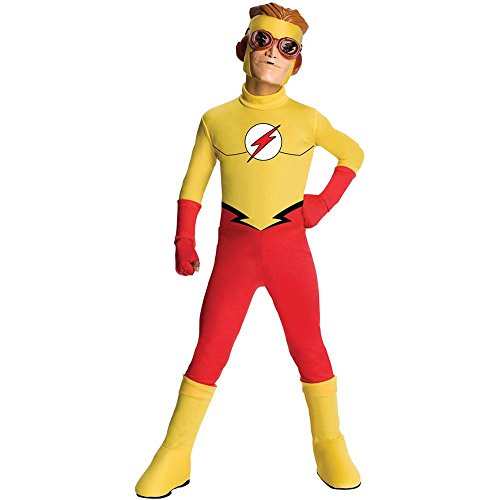 Young Justice Flash Kids Costume