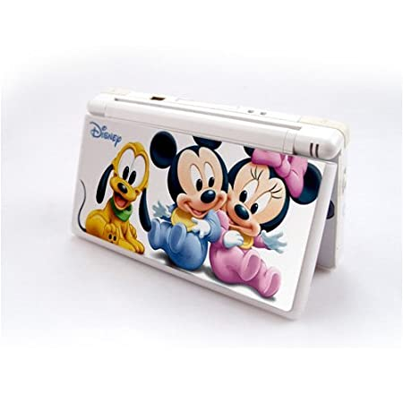 Mickey Decorative Protector Skin Decal Sticker for Nintendo DS Lite