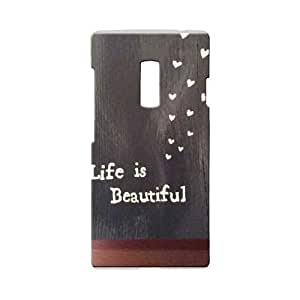BLUEDIO Designer 3D Printed Back case cover for Oneplus 2 / Oneplus Two - G6559