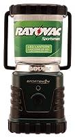 Rayovac SE3DLNBL Sportsman 240 Lumen 3D LED Lantern
