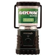 Rayovac Sportsman 240 Lumen 3D LED Lantern (SE3DLNACOM)